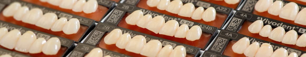 New Dentures   Acrylic, Sunflex Or Swiss Options Available